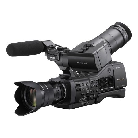 Sony NEX-EA50M - camera video profesionala