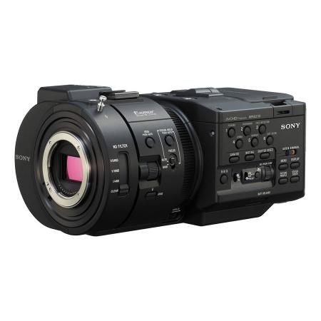 Sony NEX-FS700R - camera video profesionala