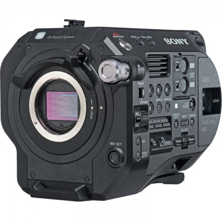 Sony PXW-FS7 II - camera video Super 35 (XDCAM)