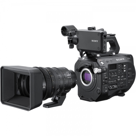Sony PXW-FS7 II kit - camera video Super 35 (XDCAM) + Sony 18-110mm f4 Servo Zoom G OSS