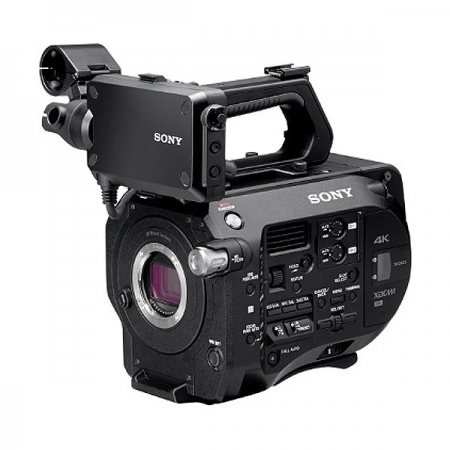 Sony PXW-FS7 - camera video profesionala Super 35 (XDCAM)