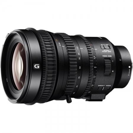 Sony PZ 18-110mm F4 G OSS PZ - obiectiv cinema montura Sony E-mount