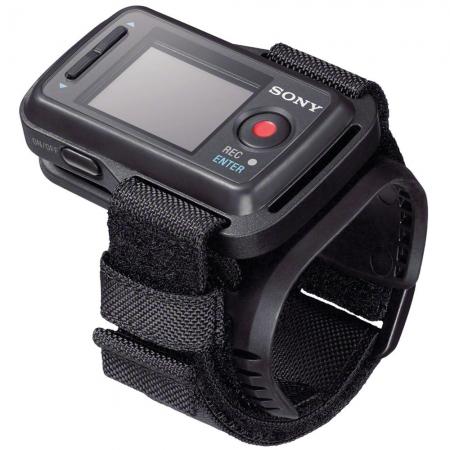 Sony RM-LVR2 - telecomanda de control cu vizualizare in timp real