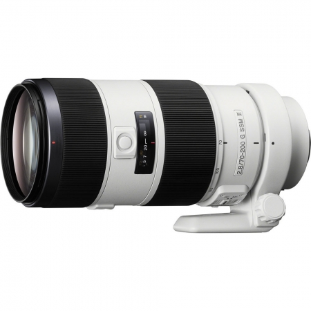 Sony SAL70-200mm f/2.8 G SSM II