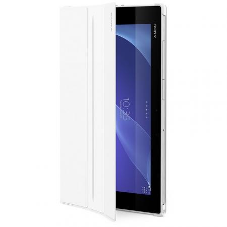 Sony SCR12 - husa pentru Sony Xperia Z2 - alb