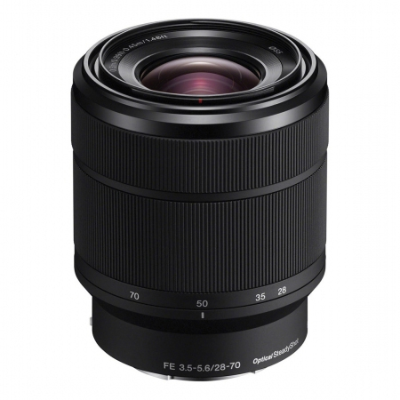 Sony SEL 28-70mm f/3.5-5.6 OSS - obiectiv E-mount Full Frame