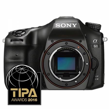 Sony SLT-A68 Body