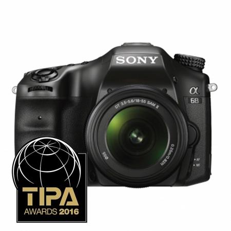 Sony SLT-A68 + SAL1855