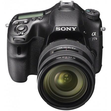 Sony SLT A77II ILCA-77II + SAL16-50mm