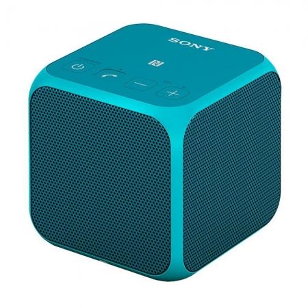 Sony SRS-X11 - Boxa portabila cu Bluetooth si NFC, albastru