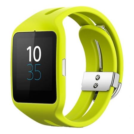 Sony 3 SWR50 - Smartwatch Classic Sport, Verde
