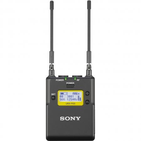 Sony URX-P03D - receptor portabil 2 canale