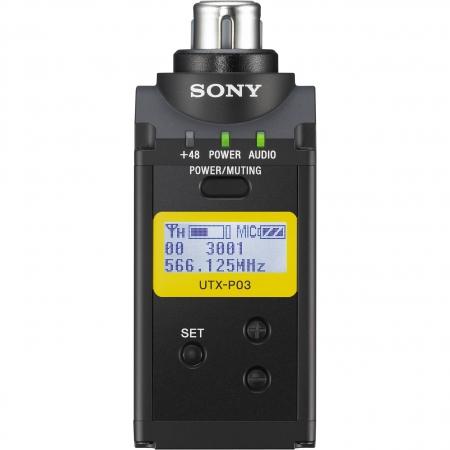 Sony UTX-P03 - transmitator XLR