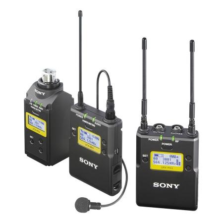 Sony UWP-D16/K33 - kit lavaliera, 2 transmitatoare si receptor