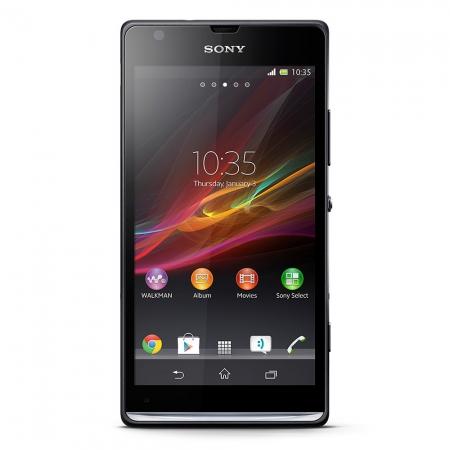 Sony Xperia SP Black telefon mobil - RS125007247