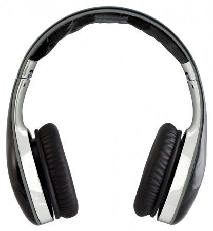 Soul SL150 - Casti On-Ear, alb/negru