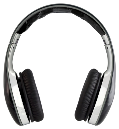 Soul SL150 - Casti On-Ear, negru/crom