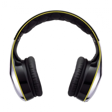 Soul SL300 Elite Elite Cesc HD - Casti On-Ear, negruargintiu