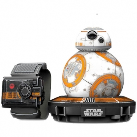 Sphero Kit - Robot BB-8 + Bratara Star Wars Force
