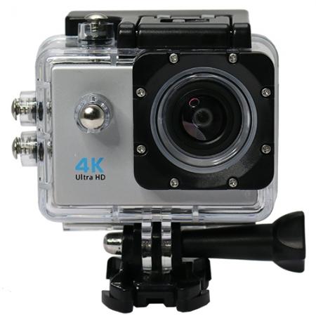 Star - Camera Video de Actiune, 4K/30fps, Wi-Fi, Ultra HD, Rezistenta La Apa