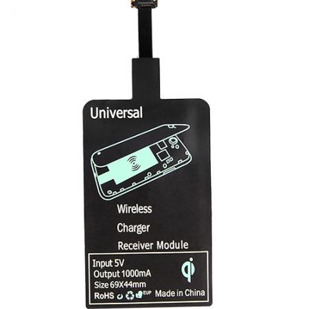 Star Receptor Incarcare Wireless pentru Android, Negru