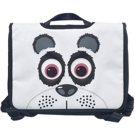 Tabzoo Panda Geanta Universala Panda 3 in 1 Husa Protectoare, Rucsac Si Suport Pentru Tetiera