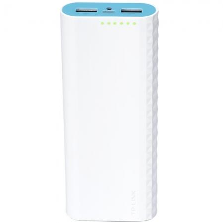 TP-LINK Baterie Externa 15600 mAh, Dual USB 2.0