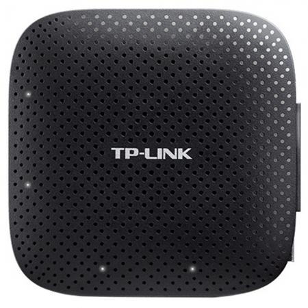 TP-LINK Hub Portabil cu 4 porturi USB 3.0, Negru