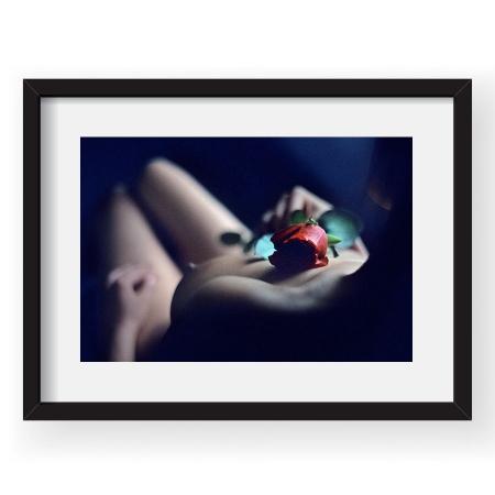 Stories of Light (VII) - Tablou 40x60cm Anca Cernoschi 05