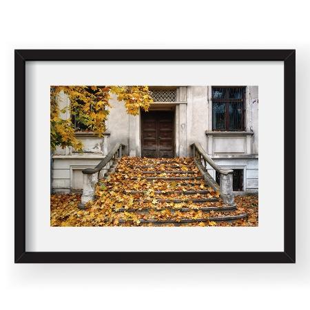 Autumn at home - Tablou 40x60cm Vlad Eftenie 05