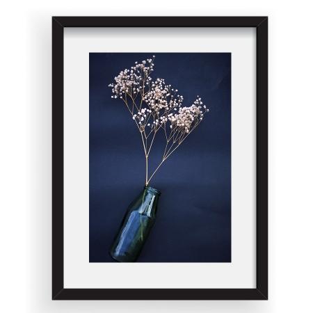 Flowers still (I) - Tablou 40x60cm Cristina Tinta 02