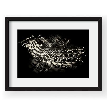 City Anaconda - Tablou 40x60cm Mirela Momanu 02