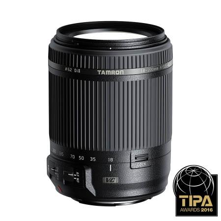 Tamron 18-200mm F/3.5-6.3 Di II VC - montura Canon