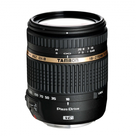 Tamron 18-270mm F/3.5-6.3 Di II VC PZD Canon - RS1040309-1