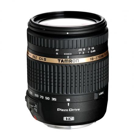 Tamron 18-270mm F/3.5-6.3 Di II VC PZD Canon RS1040309-3