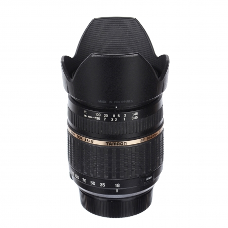Tamron AF 18-200mm f/3.5-5.6 LD Aspherical (IF) Macro pentru Nikon SH125030778