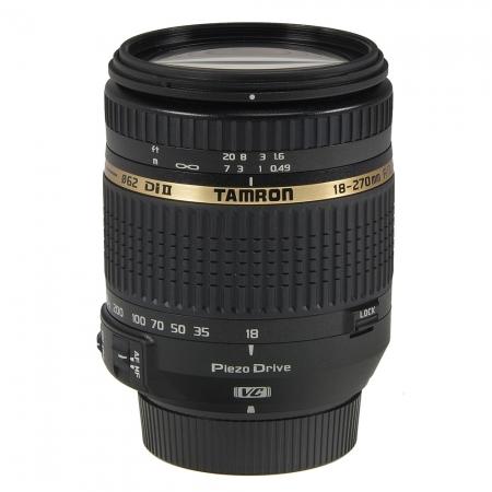 Tamron AF-S 18-270mm f/3.5-6.3 Di II VC PZD - Nikon