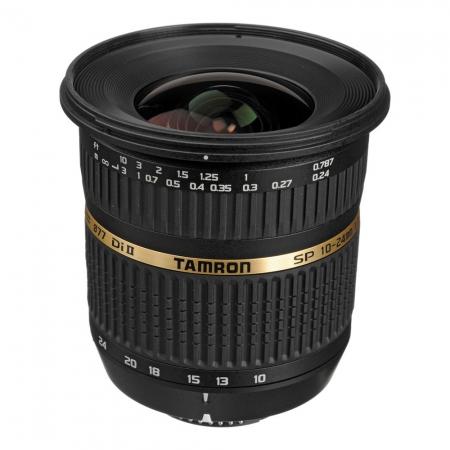 Tamron AF-S SP 10-24mm f/3.5-4.5 Di II LD Aspherical IF - Nikon
