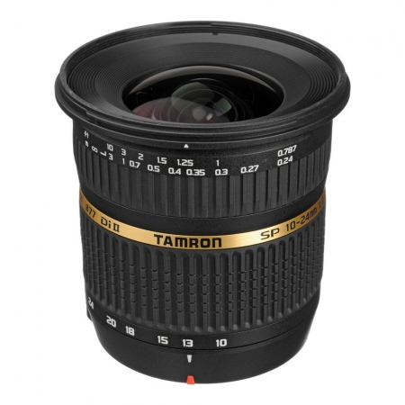 Tamron SP 10-24mm f/3.5-4.5 Di II LD Aspherical IF - Pentax / Samsung