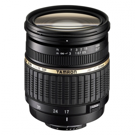 Tamron SP 17-50mm f/2.8 XR Di II LD Aspherical IF - Pentax / Samsung