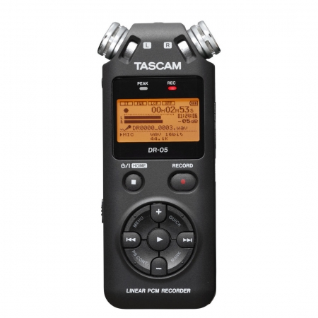 Tascam DR-05 Handy Recorder - RS125009191-5