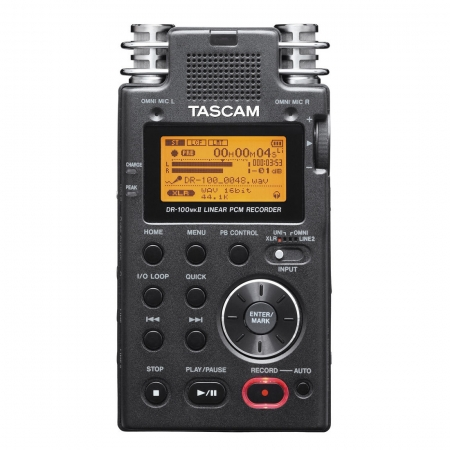 Tascam DR-100MKII - reportofon profesional