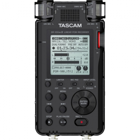 Tascam DR-100MKIII Handy Recorder