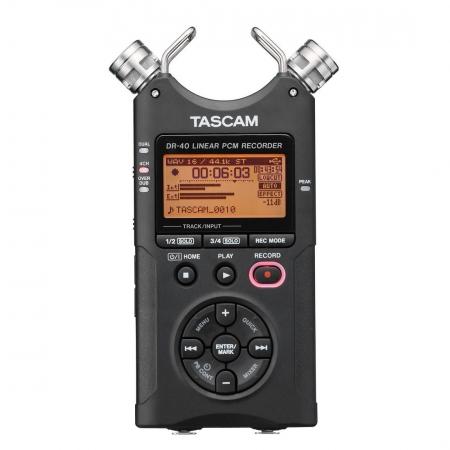 Tascam DR-40 - reportofon profesional