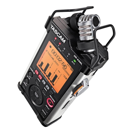 Tascam DR-44WL Handy Recorder RS125016838-1
