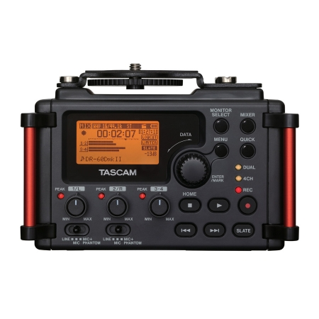 Tascam DR-60D mkII - recorder portabil