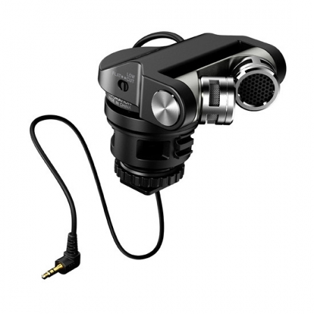 Tascam TM-2X - microfon DSLR