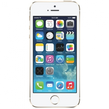 Telefon mobil Apple iPhone 5S, 16GB, gold