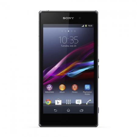Telefon mobil Sony Xperia Z1, negru