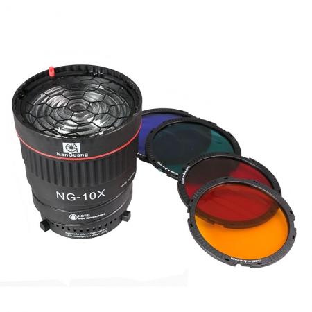 Fresnel spot NG-10X - montura Bowens